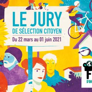 FReDD · Jury de Sélection Citoyen 2021