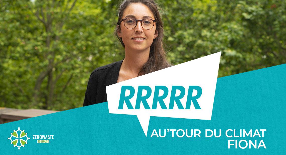 Fiona parle du Trip'porteur dans RRRRR